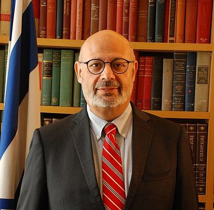 Rabbi Yoel Lion ist Botschafter in der Ukraine