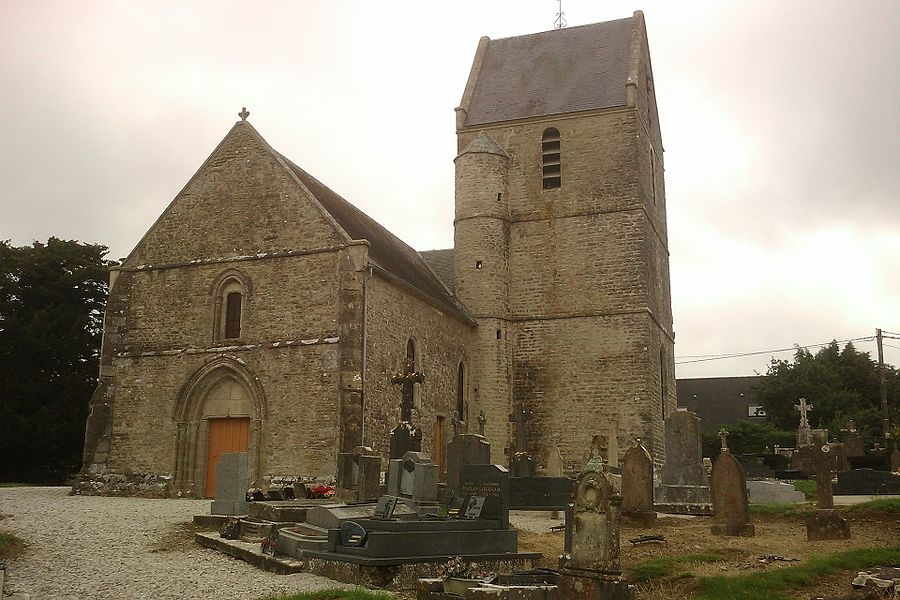 Église Saint-Vigor de fr:Joganville