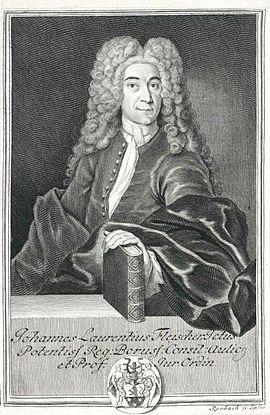 Johann Lorenz Fleischer