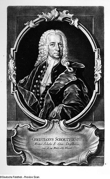 Johann Christian Schöttgen