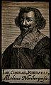 Johann Konrad Rummel (Rhumeli). Line engraving, 1688. Wellcome V0005140.jpg