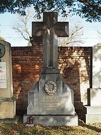 Johann Matthias Ranftl grave, Vienna, 2017.jpg