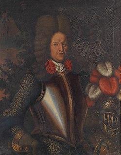 Livonian nobleman, politician