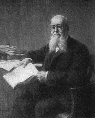 Johannes Kaempf - Johannes Kaempf in 1910
