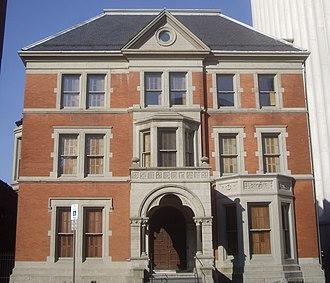 Newark Museum - John Ballantine House