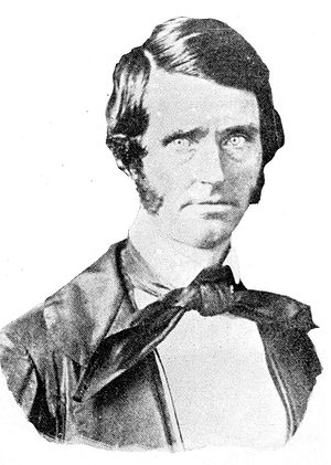Tennessee's 12th congressional district - Image: John Wesley Crockett