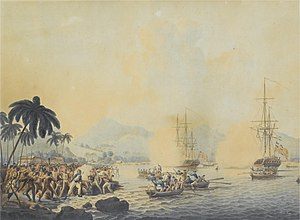 John Cleveley the Younger, Views of the South Seas (No. 4 of 4).jpg