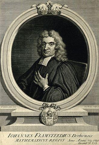 Джон Флемстид