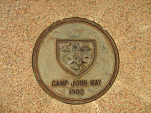 John Hay Air Station - Seal of John Hay