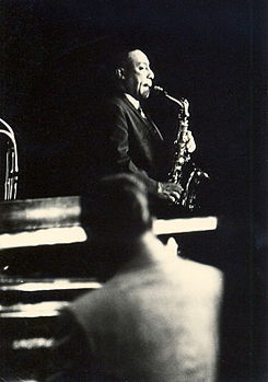 Fotografia di Johnny Hodges