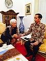 Joko Widodo and Christine Lagarde in Jakarta 2015.jpg