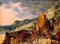 Joos de Momper (II) - Berglandschap met dennenstammen in een stroom - Gal.-Nr. 870 - Staatliche Kunstsammlungen Dresden.jpg