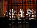 Jordi Savall i Hesperion XXI assajant a l'església del Monestir de Poblet P1250071.jpg