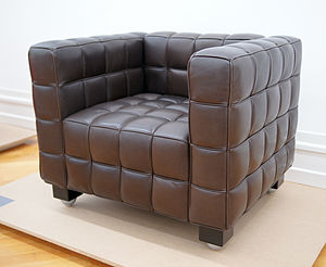Josef Hoffmann - Kubus armchair