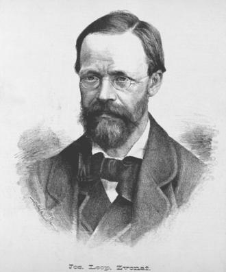 Josef Leopold Zvonař - Josef Leopold Zvonař