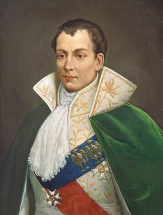 Joseph Bonaparte - Portrait of Joseph Bonaparte, by Luigi Toro (1836-1900).