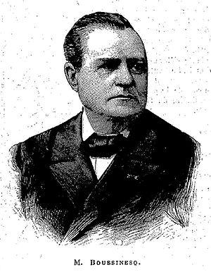 Joseph Valentin Boussinesq - Joseph Valentin Boussinesq