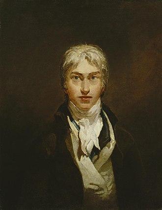 J. M. W. Turner - Image: Joseph Mallord William Turner Self Portrait 1799