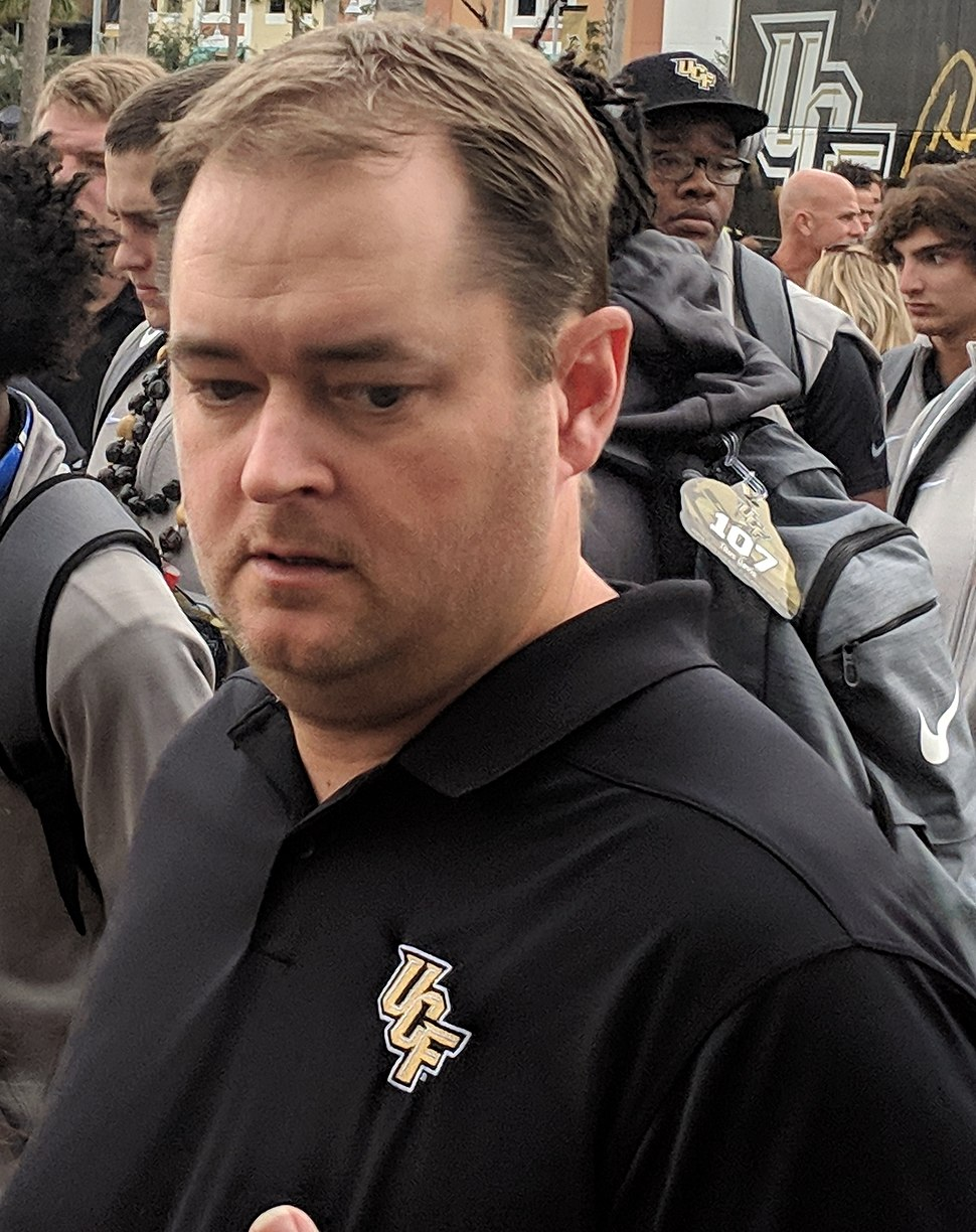 Josh Heupel (46088559552) (cropped)