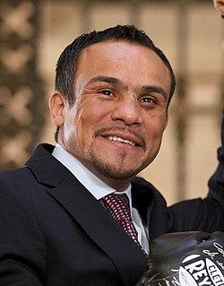 Juan Manuel Márquez Mexican boxer