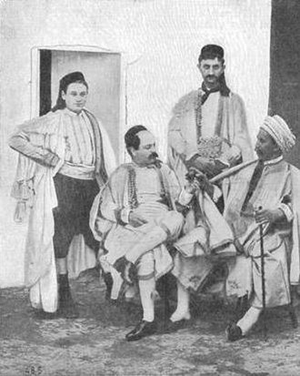 History of the Jews in Tunisia - Jews of Tunis, c. 1900