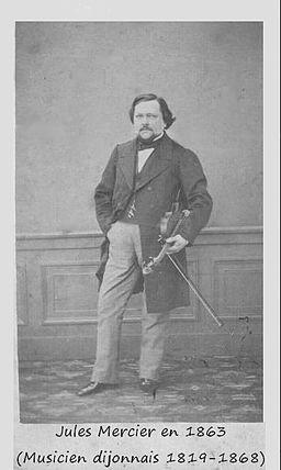 Jules Mercier (musicien dijonnais)