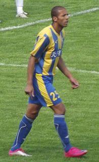 José Cristiano de Souza Júnior Brazilian footballer