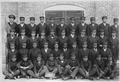 Junior class of students in uniform at the Albuquerque Indian School. - NARA - 292882.tif
