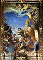 Jusepe de ribera, San Gennaro esce illeso dalla fornace, 1645, olio su rame 01.JPG