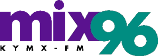 KYMX Radio station in Sacramento, California