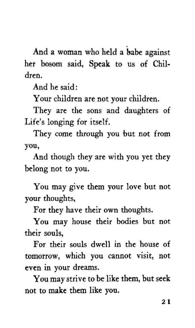 Pagekahlil Gibran The Prophet 1926 Edition Knopfpdf