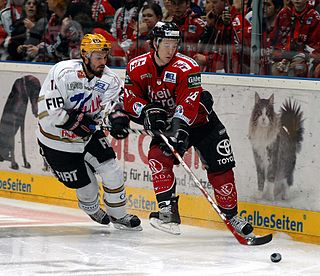 Kai Hospelt German ice hockey player