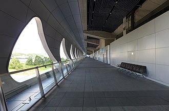 Kai Tak Cruise Terminal - Outside access