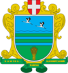 Huy hiệu của Huyện Kamin-Kashyrskyi