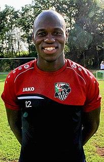Dever Orgill Jamaican association football player