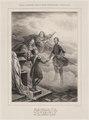 Karl XIVs inträde i himmelriket,1844 cirka - Skoklosters slott - 108397.tif