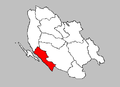 Karlobag municipality map.PNG