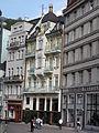 Karlovy Vary, Tržiště, hotel Felix Zawojski.JPG
