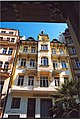 Karlovy Vary - Lázeňská - View East & Up - Secession.jpg
