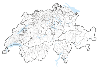 smallest government division in Switzerland