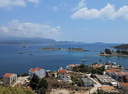 Kastellorizo Island and some nearby islets.jpg