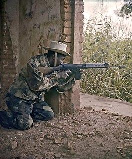 Katangese Gendarmerie military of the State of Katanga