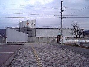 Kawaji Station - Kawaji Station in December 2012
