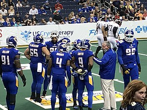 Tampa Bay Storm - The Storm in 2017