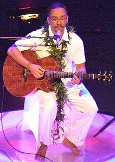 Kealiʻi Reichel Singer, songwriter, choreographer, dancer, chanter, scholar, teacher, and personality from Hawaiʻi