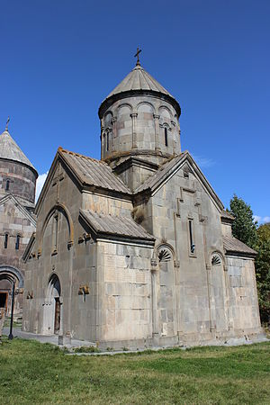 Kecharis Monastery - Katoghike Church