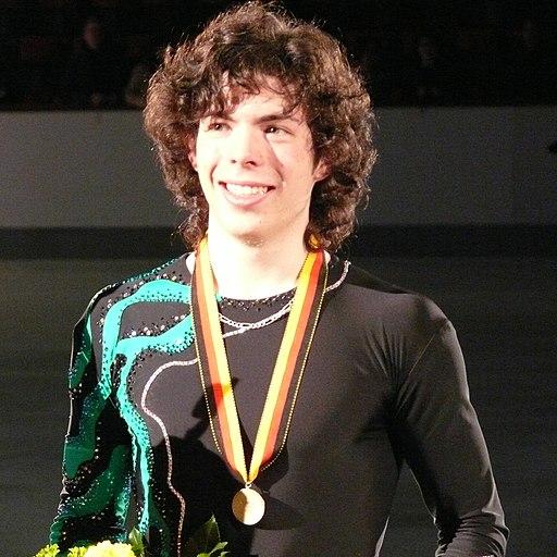 Keegan Messing NT2012 bronze