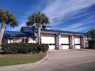 Kemah, Texas - Kemah Fire Station