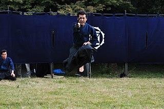 Tenshin Shōden Katori Shintō-ryū Japanese martial art