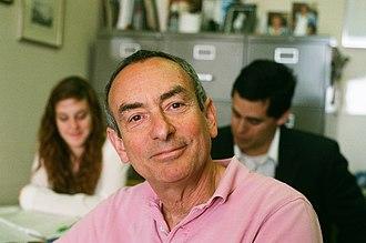 Ken Ribet - Kenneth A. Ribet in 2013